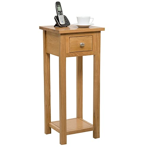 Tall Small Side Tables Amazon Co Uk