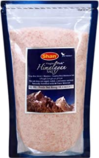 Shan - Virgin Pink Himalayan Salt (Fine), 800g/28.2oz