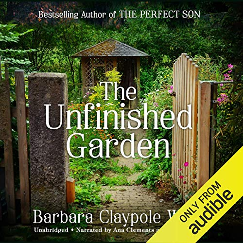 The Unfinished Garden audiobook cover art