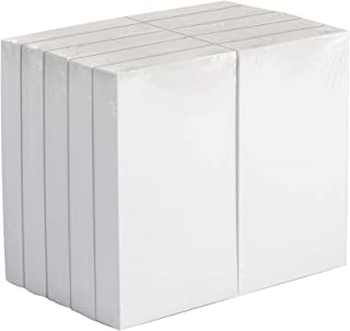 "AmazonBasics Blank Index Cards, 3"" x 5"", White, 1000-Pack"