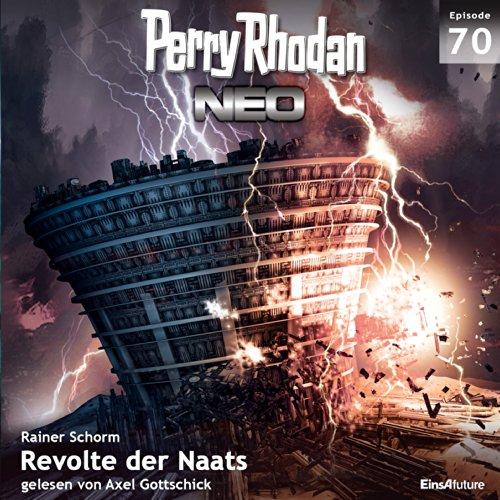 Revolte der Naats audiobook cover art