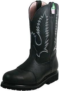 American Boots - Work Boots BO-6309-638-E (Normal Walking) - Men - Everest Noir