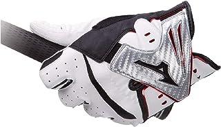 MIZUNO(ミズノ) ゴルフグローブ クロスフィット メンズ 左手 合成皮革+人工皮革×合成皮革 21~26cm 5MJML751