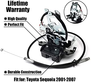 Dorman 912-630 Rear Trunk Latch Release Cable for Select Toyota Models