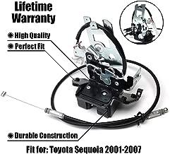 FEXON Liftgate Lock Latch Fit 2001 2002 2003 2004 2005 2006 2007 Toyota Sequoia Rear Hatch Tailgate Trunk Latch Lock 69301-0C010 64680-0C010 931-861