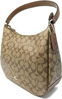 Signature Zip Shoulder Bag