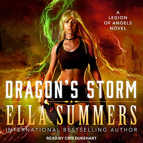 Couverture de Dragon's Storm