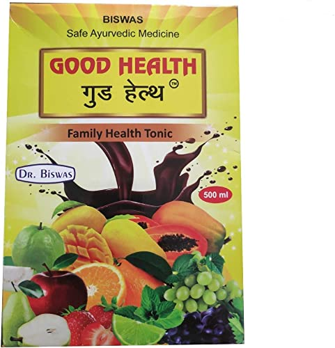Dr Biswas Good Health Family Health Tonic A complete health tonic for entire family 500ml