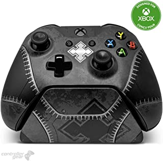 Controller Gear Gears Tactics - Locust Horde Limited Edition Wireless Controller and Pro Charging Stand Bundle for Xbox - ...