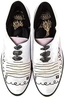 Pembe Potin Lila Kadın Casuel ayakkabı