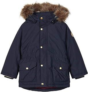 NAME IT Nmfmibis Parka Jacket PB Chaqueta para Niñas