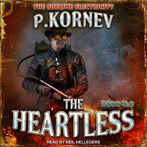 The Heartless audiobook cover art
