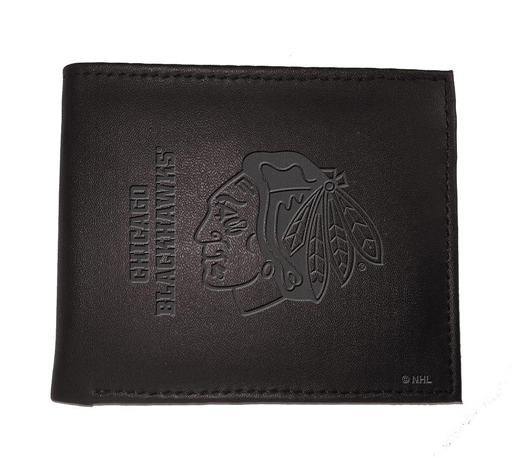 Team Sports America Chicago Blackhawks Bi-Fold Wallet