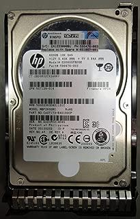 653957-001-SC HP G8 G9 600-GB 6G 10K 2.5 SAS SC
