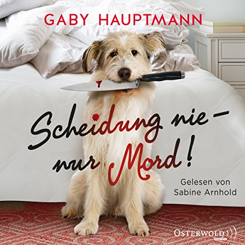 Scheidung nie - nur Mord!                   By:                                                                                                                                 Gaby Hauptmann                               Narrated by:                                                                                                                                 Sabine Arnhold                      Length: 10 hrs and 32 mins     2 ratings     Overall 5.0