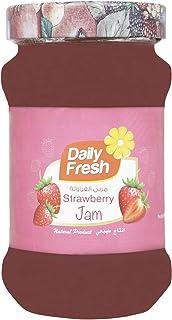 Daily Fresh Strawberry Jam, 450 g