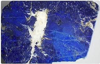 Tree26 Indoor Floor Rug/Mat (23.6 x 15.7 Inch) - Lapis Lazuli Mineral Blue Jewellery Nature