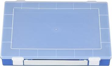 hünersdorff Assortimentsdoos: zeer stabiele premium sorteerbox (PP) zonder vakindeling, met praktische draaggreep, luchtdi...