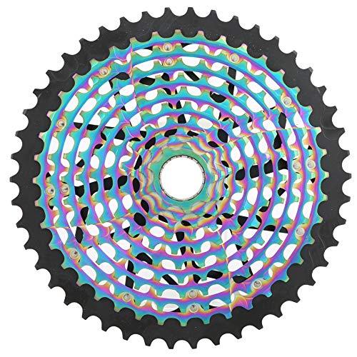 Keenso Mountainbike-Schwungrad, Bike XD Freilauf 11-Gang 9-46T Buntes Schwungrad-Zubehör für Mountainbikes