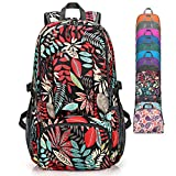 G4Free 40L Lightweight Packable Hiking Backpack with Wet Pocket, Wateproof Handy Foldable Camping...