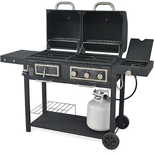 Best Gas and Charcoal Grill: Amazon.com