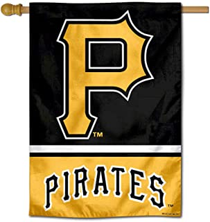 WinCraft Pittsburgh Pirates Double Sided House Flag