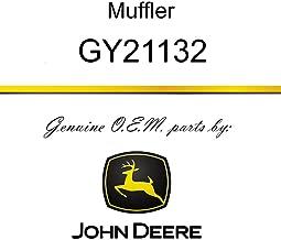 John Deere Original Equipment Muffler #GY21132