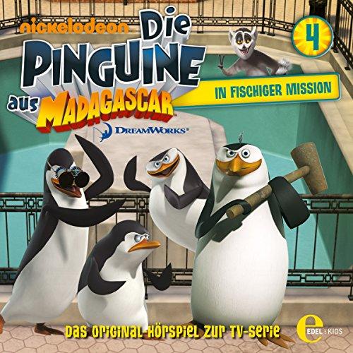In fischiger Mission. Das Original-Hörspiel zur TV-Serie audiobook cover art