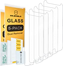 [5-Pack]-Mr.Shield for Motorola Moto Z Play [Tempered Glass] Screen Protector with Lifetime Replacement