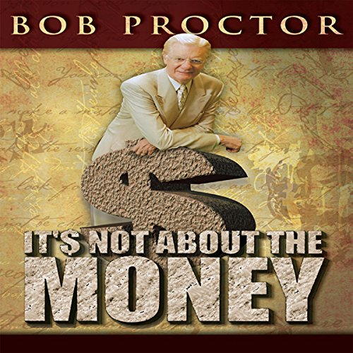 It's Not About the Money  audiobook cover art