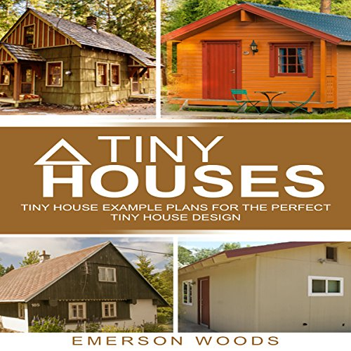 Tiny Houses  By  cover art