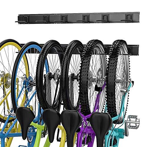 TORACK Fahrrad-Aufbewahrungshaken mit 6...