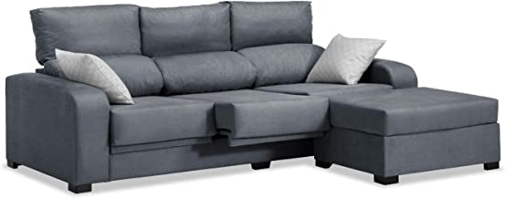 Amazon.es: sofas chaise longue
