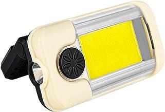 POHOVE LED+COB Werklamp Oplaadbare Vouwen Vloed Licht Draagbare Outdoor Stand Werk Lichten met 180 ° Rotatatie