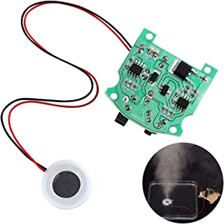 WHDTS 20mm 113KHz Ultrasonic Atomization Maker Mist Atomizer DIY Humidifier with PCB 3.7-12V