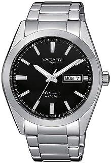 orologio solo tempo uomo Vagary By Citizen Gear Matic classico cod. IX3-211-51