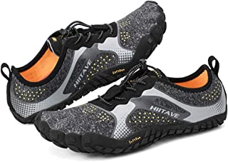 Unisex Trail Running Barefoot Shoes Lightweight Gym Athletic Walking Shoes for Outdoor Sports Cross Trainer