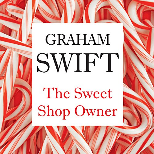 The Sweet-Shop Owner audiobook cover art