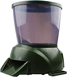 LOVIVER Alimentador Automático de Estanques Peces de Acuario 1-90 Días Programa de Alimentación Programable