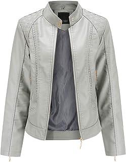 Coat Women QUINTRA Casual Loose Blouses Long Sleeve Tops Ladies Jacket Warm Short Leather Parka Zipper Overcoat Outwear