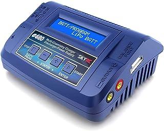 SKYRC e680 Modellbau Multifunktionsladegerät 8 A LiPo, LiFePO, LiIon, LiHV, NiMH, NiCd, Blei