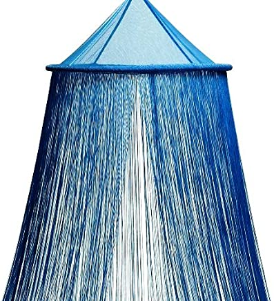featured product Turquoise String Bed Canopy