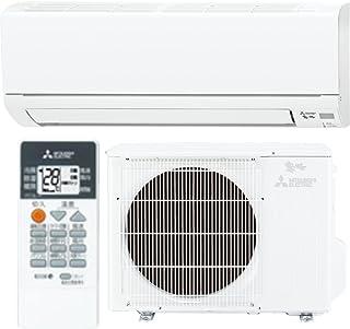 三菱:エアコンGVシリーズ(ピュアホワイト)/MSZ-GV2518-W