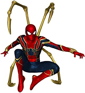 2019 Hallmark SDCC Comic Con Limited Edition 2072 - Marvel Avengers Infinity War Iron Spider Metal Ornament