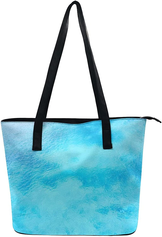 Satchel Shoulder Bags Beach Tote Bag For Women Lady Travel Handbags