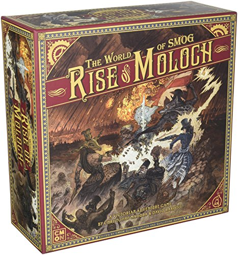 SMOG: Rise of the Moloch (engl.)