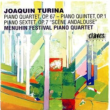 Joaquín Turina: Vol. IV, Chamber Music