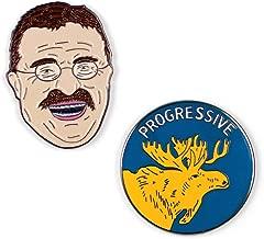 Best roosevelt political buttons Reviews