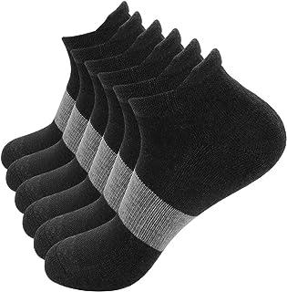 Women Running Socks Sports Sneaker Socks Outdoor Hiking Climbing Socks Breathable, Anti-Blister Moisture Wicking Sport Low...