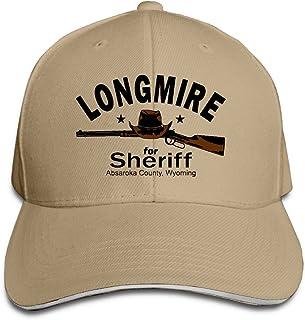 MARC Custom Longmire Unisex-Adult Summer Cap Hats Natural 6b3d00d8ea05